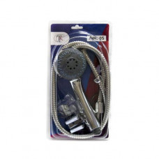 Душевой набор СТК Арт.05 (лейка душевая, шланг душевой, держатель лейки)