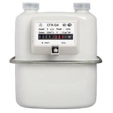 Счетчик газа СГК G-4 правый
